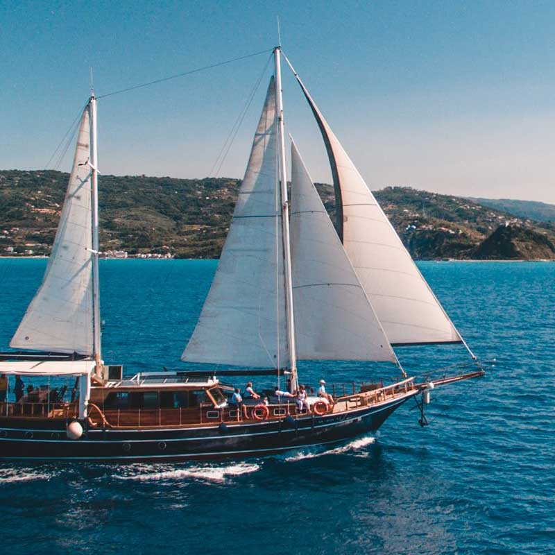 Escursioni in barca