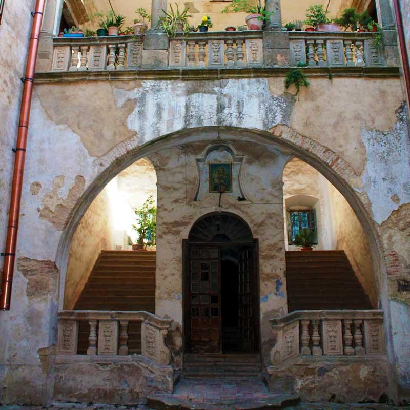 Ville e Palazzi storici