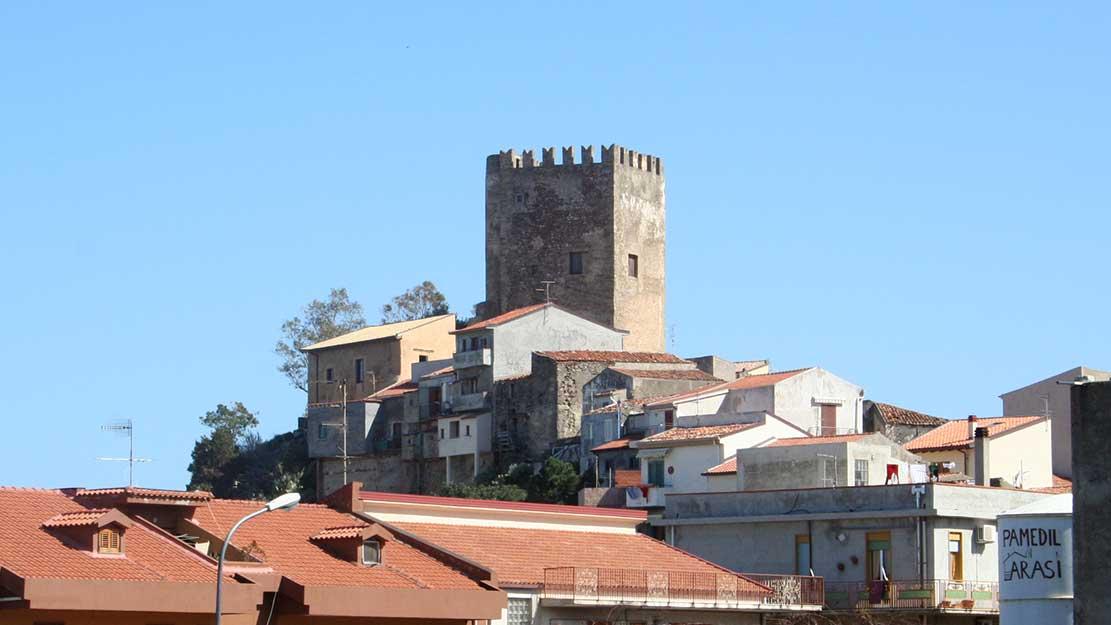 Il Castello di Brolo