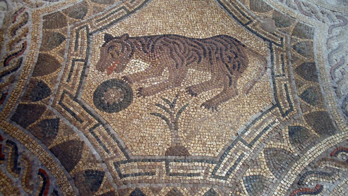Villa romana di Patti Marina