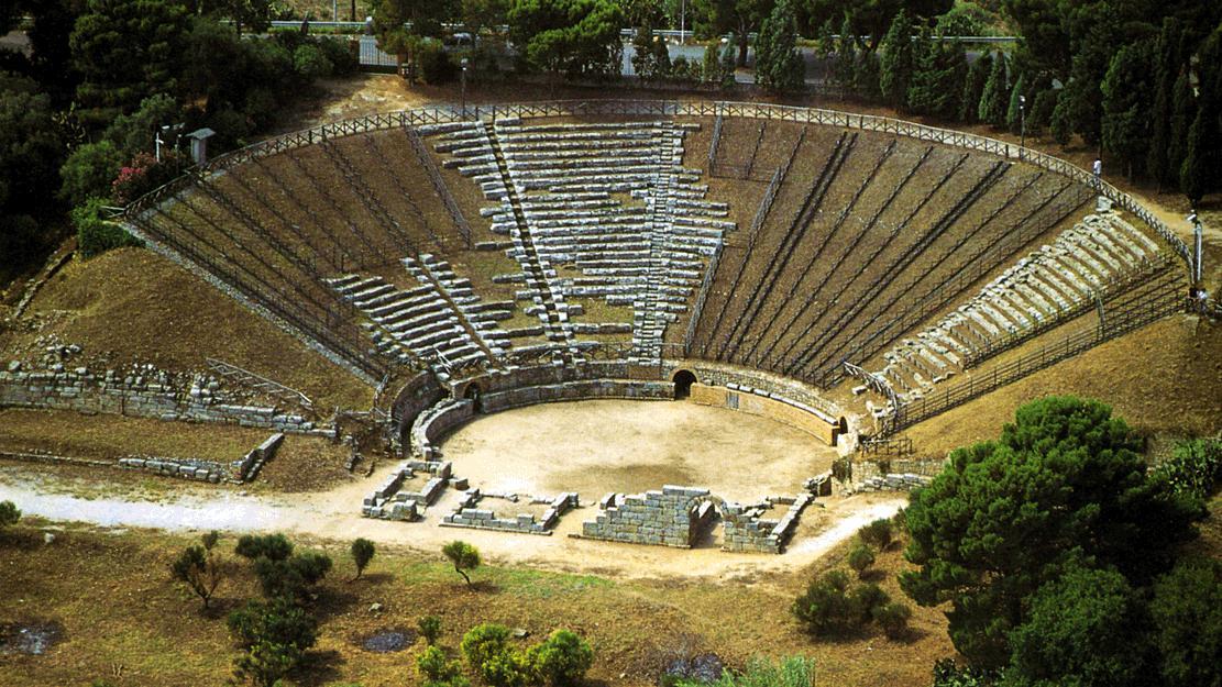 Teatro antico di Tindari
