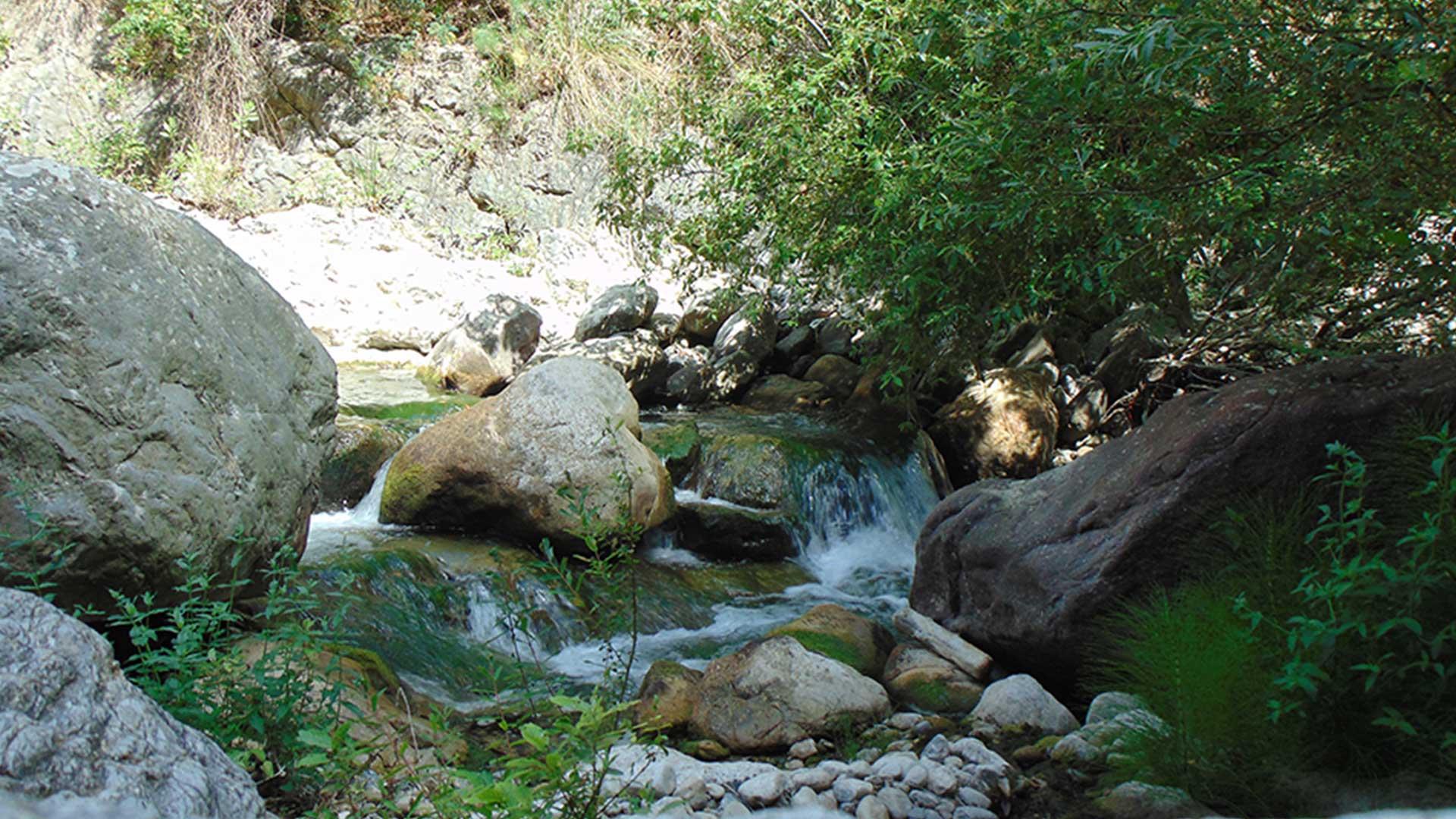 Escursione alla grotta di San Calogero